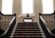 Fancy steps.